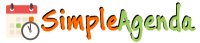 SimpleAgenda Logo